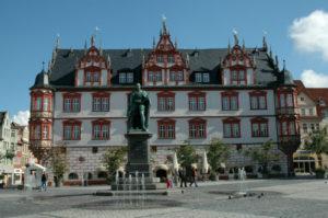Ausflugsziel Residenzstadt Coburg