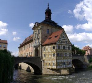 Ausflugsziel Weltkulturerbestadt Bamberg